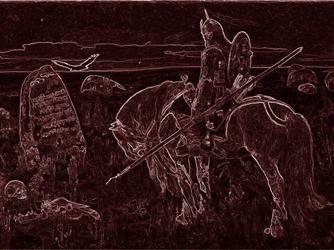 Eldorado Poem Analysis And Meaning Shadow Of Iris