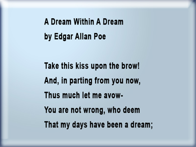 an analysis of the poem israfel by edgar allan poe As the angel israfel the complete poems and stories of edgar allan poe (1946.