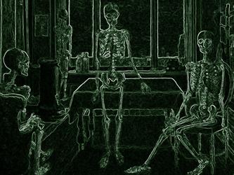 skeleton-poetry