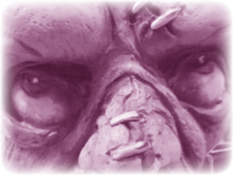 Creepy Poems - Shadow of Iris